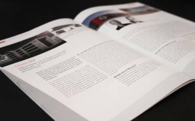 Veröffentlichung im Mensch und Maschine Magazin
