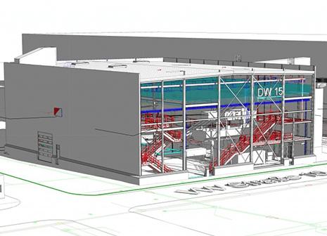 BIM Planung mit Hilfe von 3D Modellen
