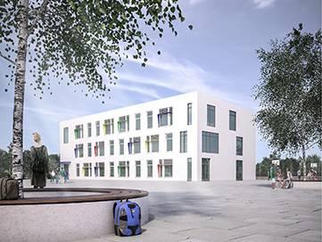 Prototyp Schulgebäude (BIM)
