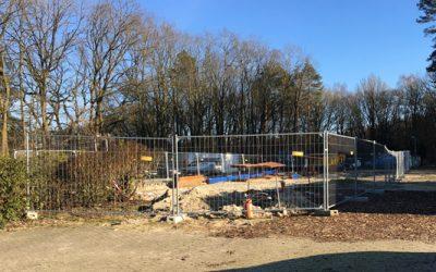 Baubeginn Fahrzeughalle OOWV BST Wildeshausen