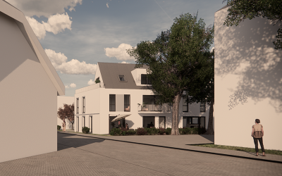 Baubeginn Franz-Poppe Straße