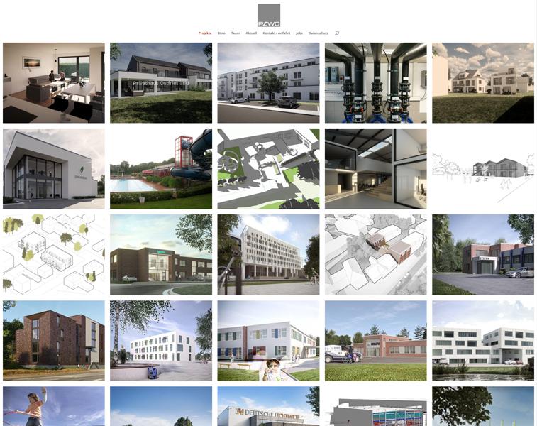 Neue Projekte online