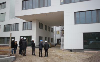 Baustellenbesichtigung TPO