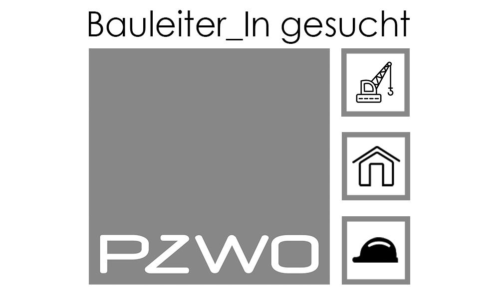 Bauleiter/in gesucht